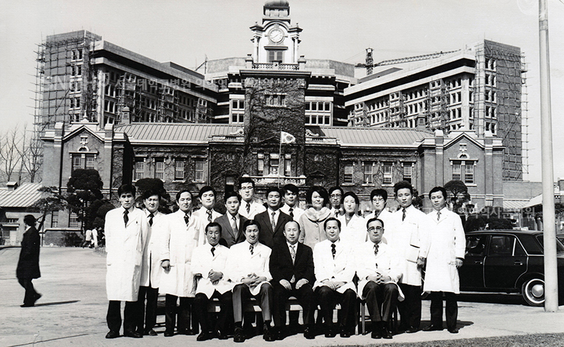 [1973년] 산부인과 의국원